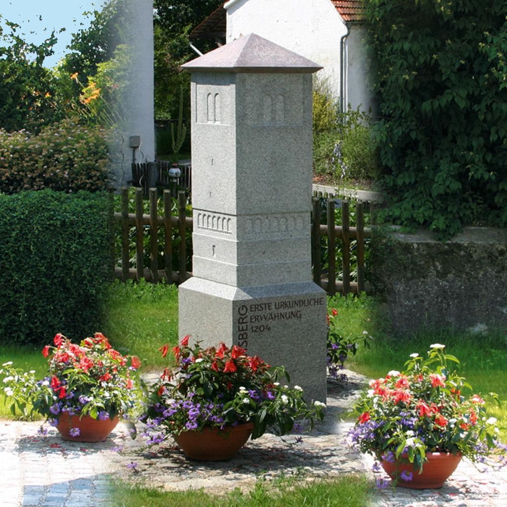 Gedenkstein Hörmannsberg