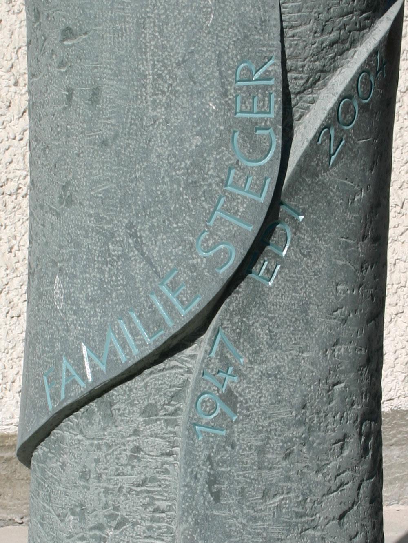 """Urnenstein """"Hülle"""""""