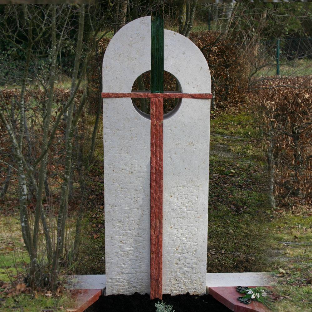 """Familiengrab """"Kreuz V"""""""