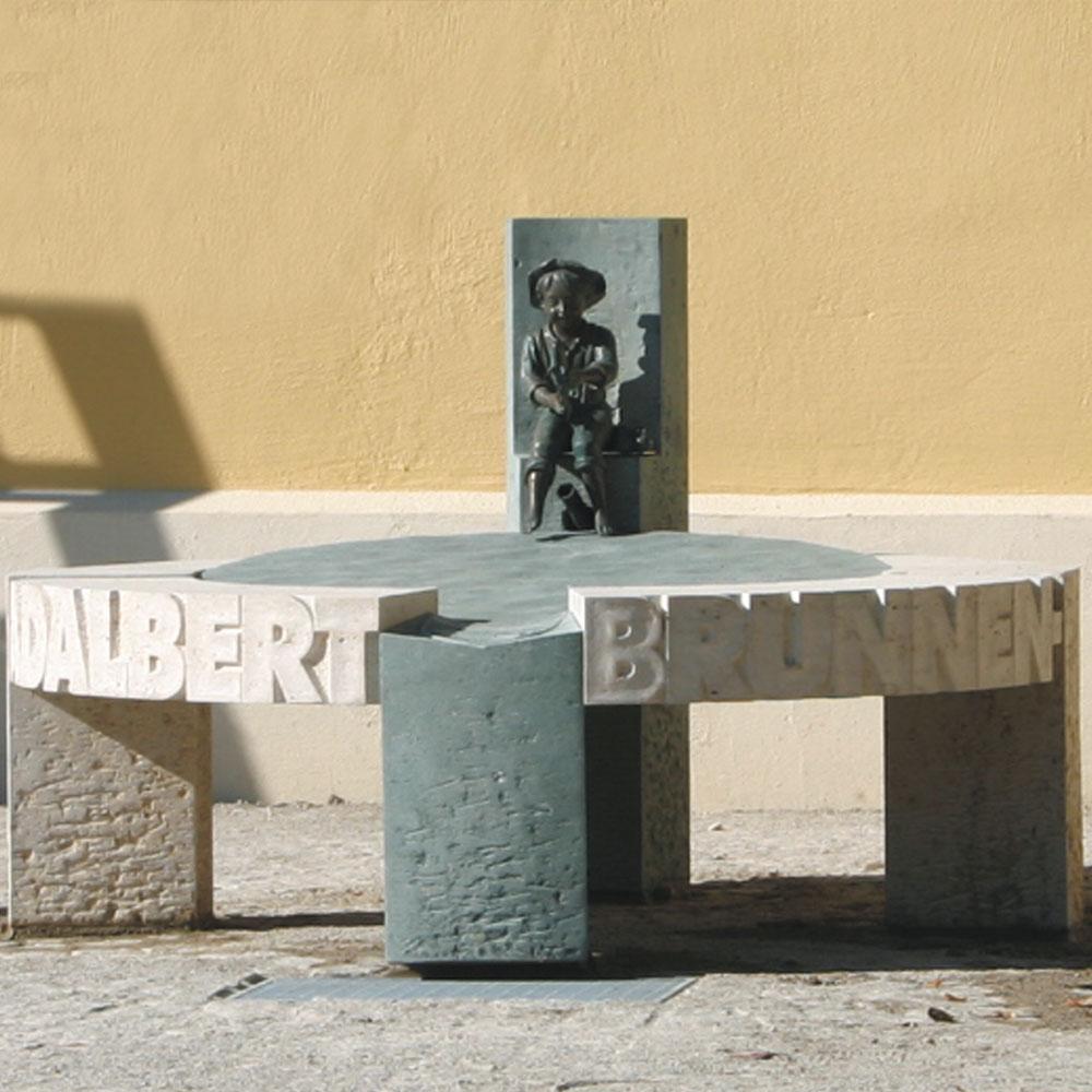 Adalbert-Brunnen