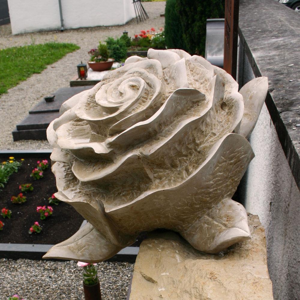 """Familiengrab """"Rose"""""""