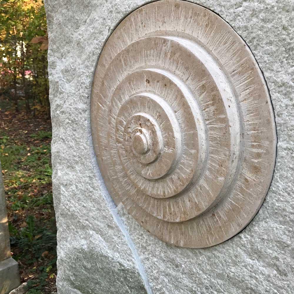 "Familiengrab ""Spirale II"""